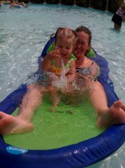 Fun at Point Mallard Water Park