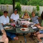 Memorial Weekend Dinner