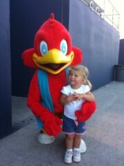 Red Robin at Huntsville Stars