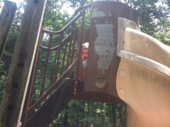 Rainbow Mountain Trail Playground