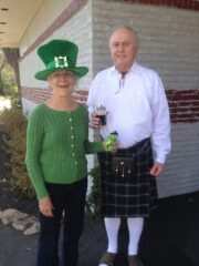 Green Hat and Kilt