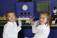The Scientists: Katie Beth and Tasha