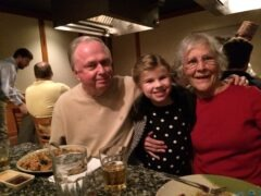 Grandmother, Katie Beth, and Granddaddy