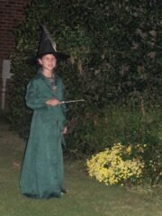 Katie Beth as Professor McGonagall
