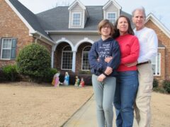 Family and New House