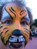 Brian as a tiger!