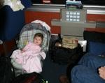 Katherine On The Train